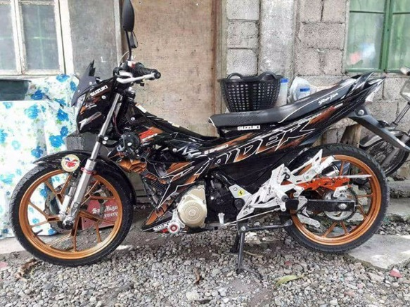 Raider 150 [ 2016 Reloaded ] photo