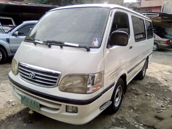 Toyota Hi Ace Grandia 2001 fresh photo