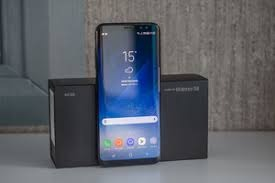 ORIGINAL SAMSUNG GALAXY S8+ 128 GB NEW photo