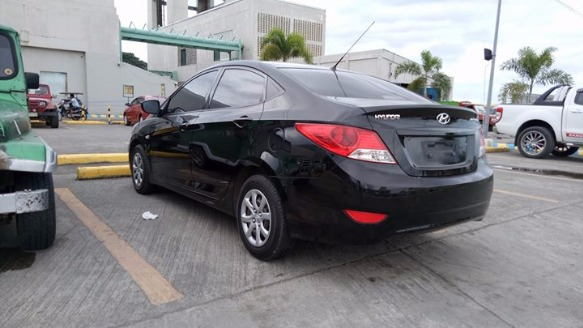 Hyundai Accent GL 2013mdl. Mannualtrans photo