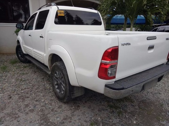 Toyota Hilux 2013 Model Automatic Diesel 4X4 image 2