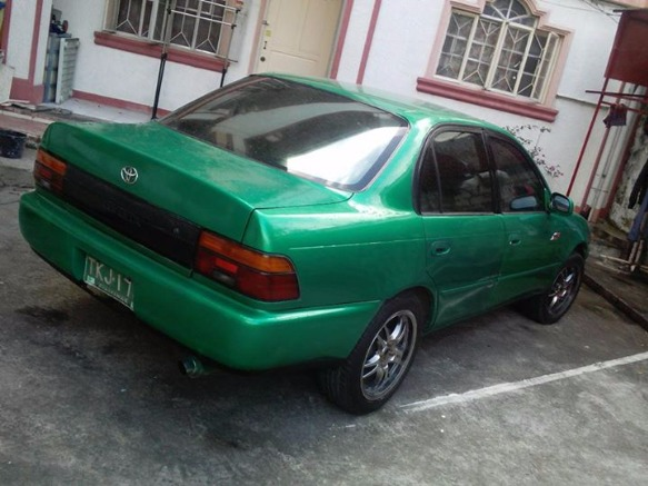 Toyota bigbody xl all manual 93model image 2