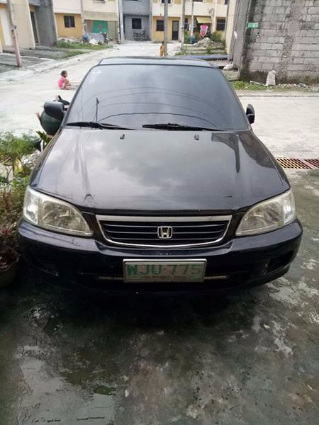 Honda city 2000 model photo