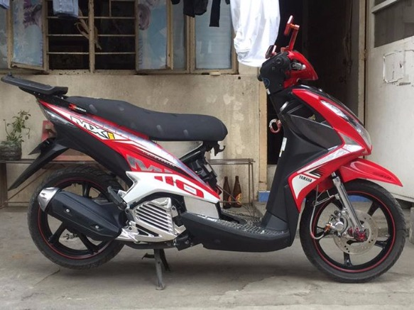 Yamaha Mio MX-i photo