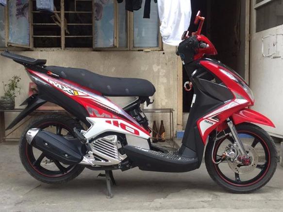 Yamaha Mio Mx I Used Philippines