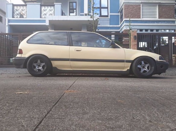Honda Civic EF Hatchback photo