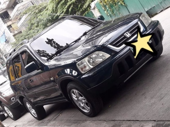 1999 honda crv photo
