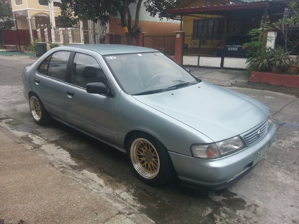 Nissan sentra series 3 B14 95mdl photo