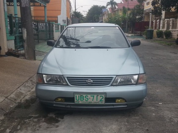 Nissan sentra series 3 B14 95mdl image 4