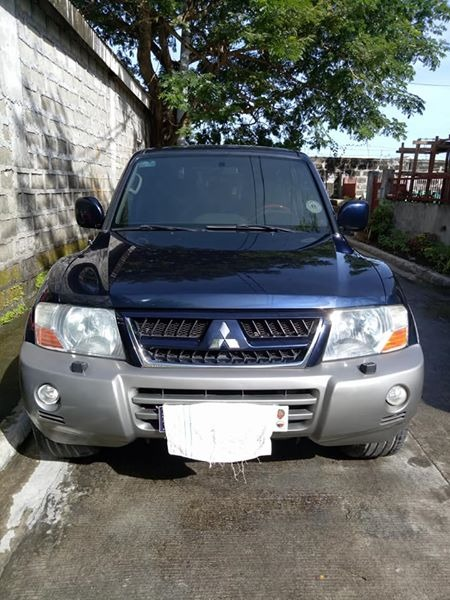 2004 Pajero CK 3.2L Diesel 4x4 AT LOCAL photo