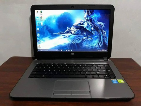 HP Pavilion 14 Intel Core i3 4th Gen 1.9Ghz 500GB HDD, 4GB Memory 4GB Total Nvidia GeForce 820M image 2