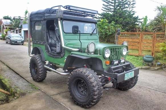 Willys Type Body 4X4 Fully Setup photo