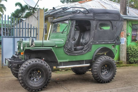 Willys Type Body 4X4 Fully Setup image 2