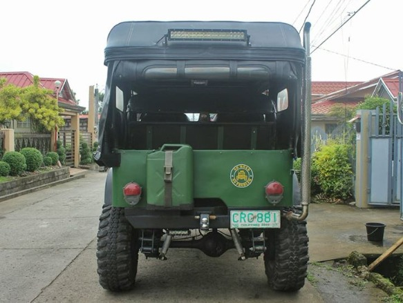 Willys Type Body 4X4 Fully Setup image 3