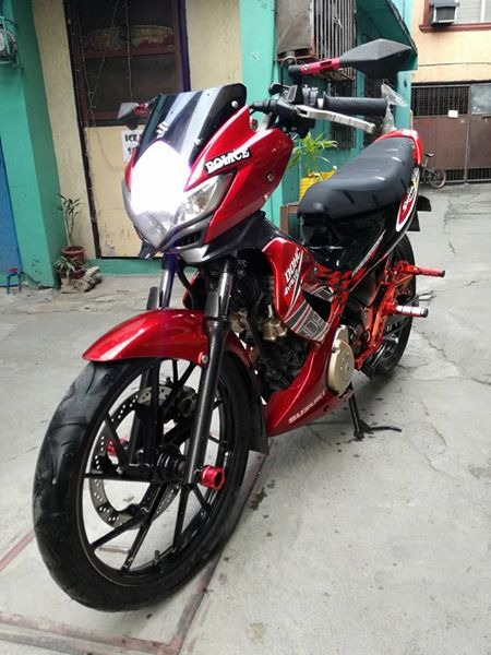 Suzuki raider R 150 photo