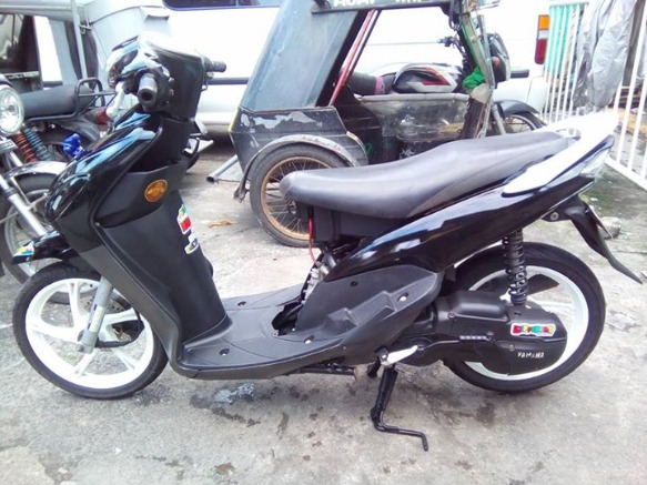 Yamaha mio a more 2012 photo