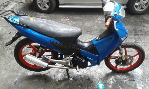honda wave 125i rush photo