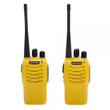 BAOFENG radio colored bf888s walkie talkie image 2