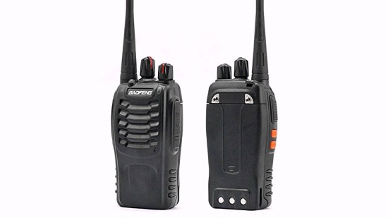 BAOFENG radio colored bf888s walkie talkie image 5