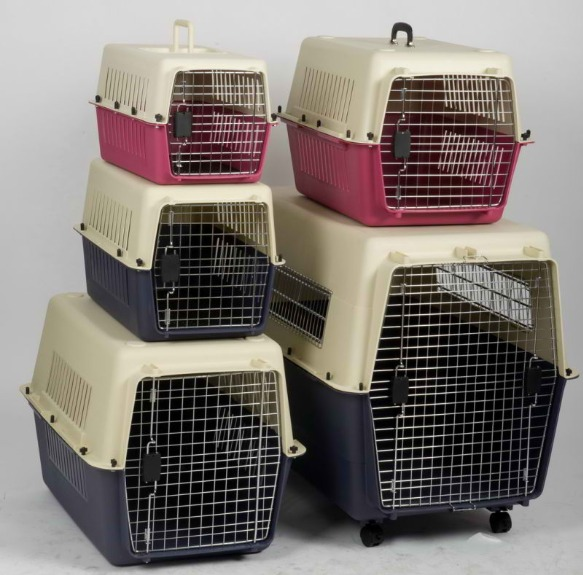 STRONG STURDY & DEPENDABLE PET CARRIERSFOR YOUR TRAVEL NEEDS photo