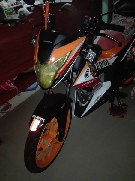 honda rs150 2017model photo
