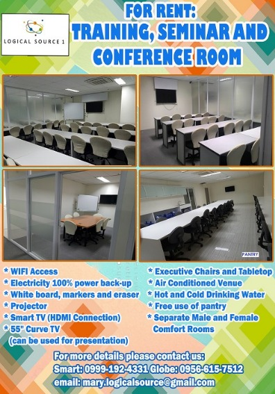 Training, Seminar and Conference for Rent photo