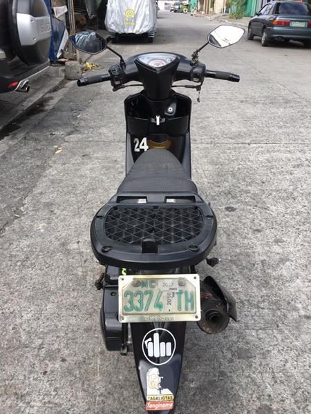 Yamaha mio sporty 2009 model registered image 4