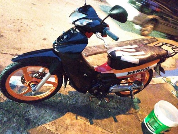 Honda wave S 125 photo