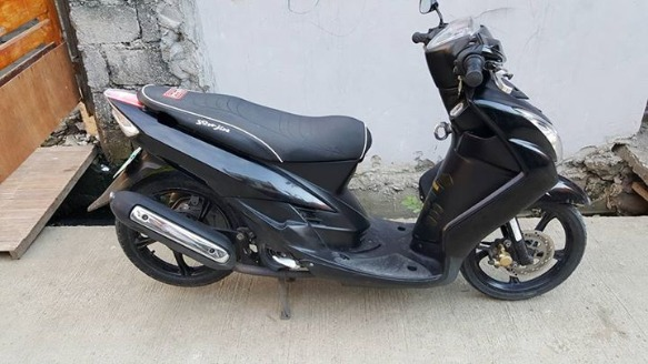 Yamaha mio soul all stock image 2