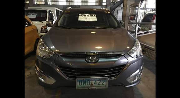 2012 Hyundai Tucson GL (4X4) Diesel AT photo