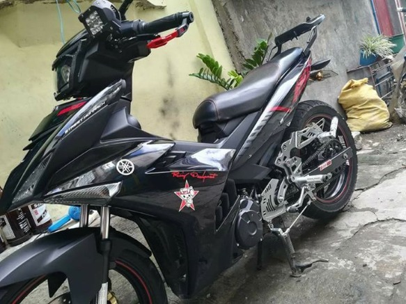 YAMAHA SNIPER 150i photo