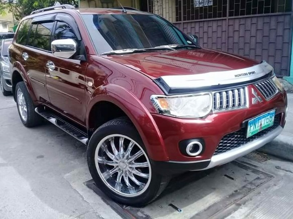 Montero sports gls 2010 authomatic pormado photo