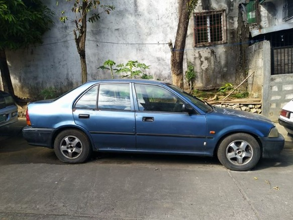 Honda city exi 1997 photo