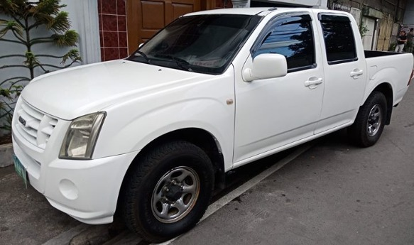 2009 Isuzu D max photo