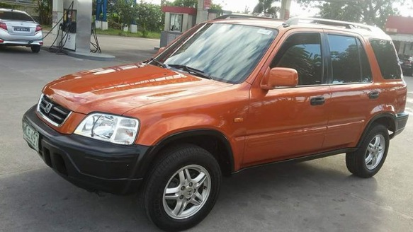 Honda CRV 1999 AT photo