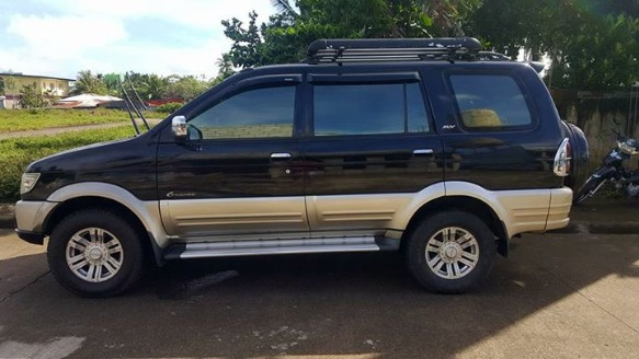 Isuzu Crosswind XUV 2007 Sportivo Look photo