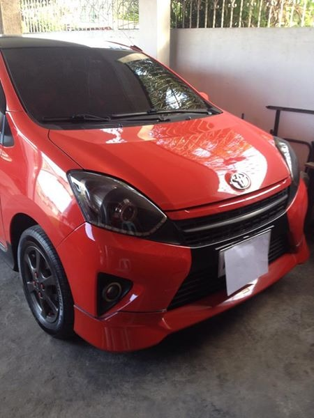 2015 TOYOTA WIGO E photo