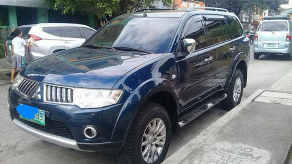 Mitsubishi montero glsv 2011 AT photo