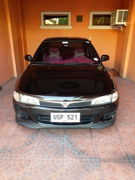 1997 Mitsubishi Lancer GLXI AT photo