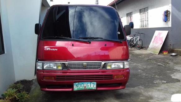 Nissan Urvan 2009 18 seater photo