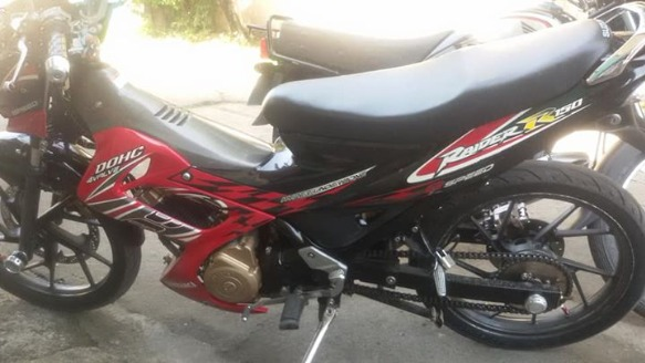 Suzuki raider150 photo