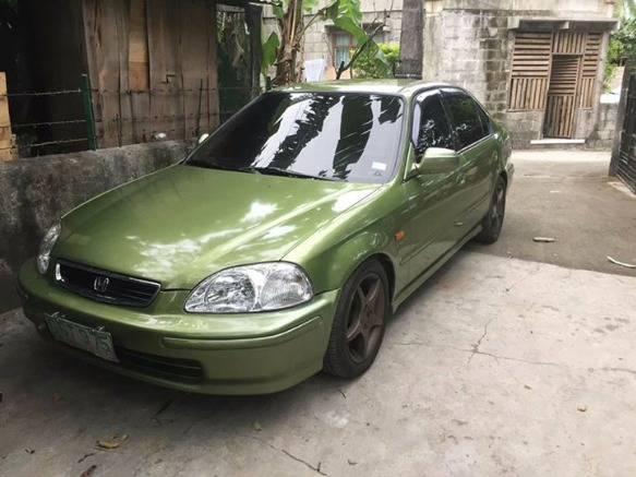 Honda civic LXI photo