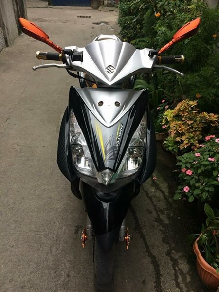 Suzuki skydrive 125 2014 acq model photo