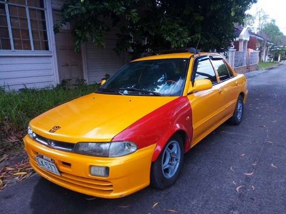 Mitsubishi lancer gLi sale or swap photo