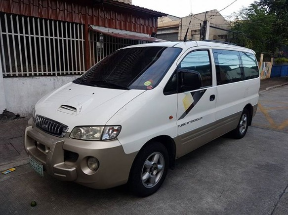 2002 hyundai starex svx photo