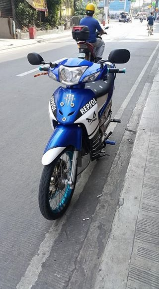 Honda wave 2009 model photo