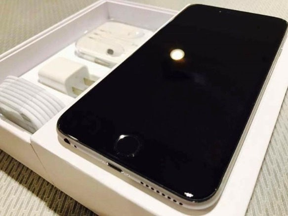 Iphone 6 64gb Spacegray Factory Unlocked image 2