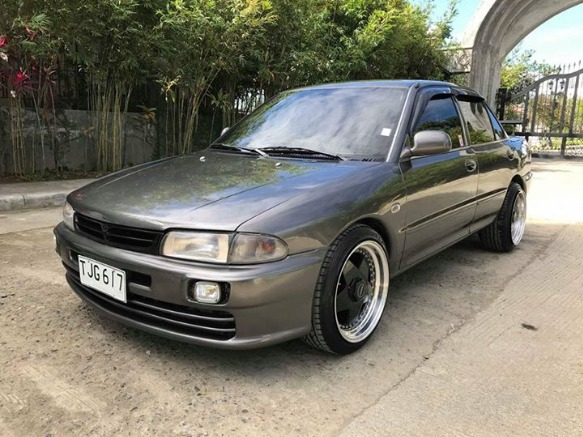 Mitsubishi Lancer Glxi 1994 Manual photo