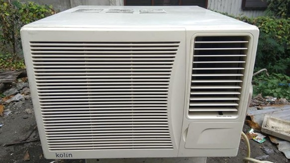 Aircon kolin 1.5hp photo