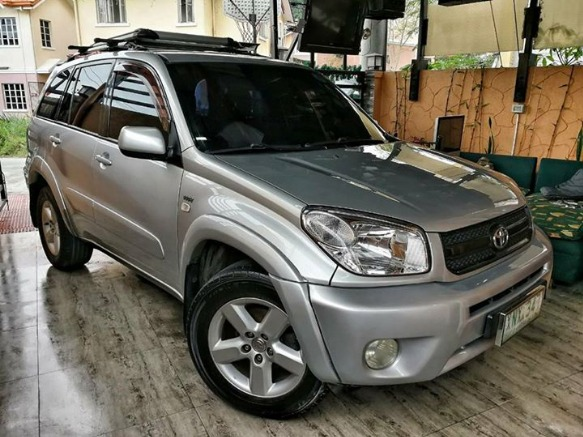 Toyota RAV4 VVTi 2004 photo